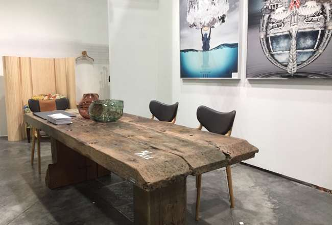 Funen Sea Plank Table X/XII at Palm Beach