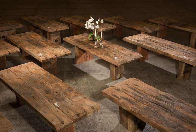 The Funen Sea Family of Plank tables