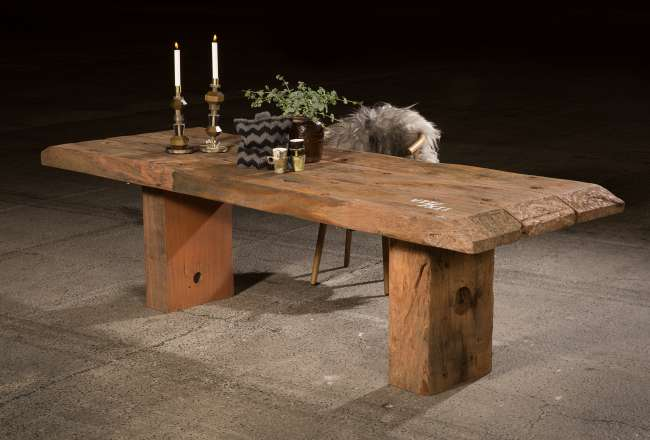 Funen Sea Plank Table VII/XII