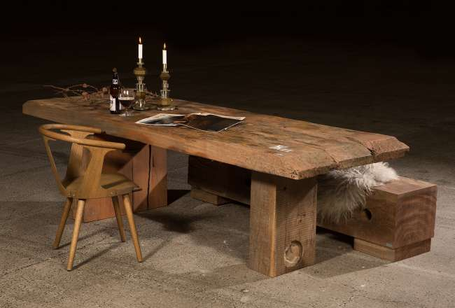 Funen Sea Plank Table X/XII