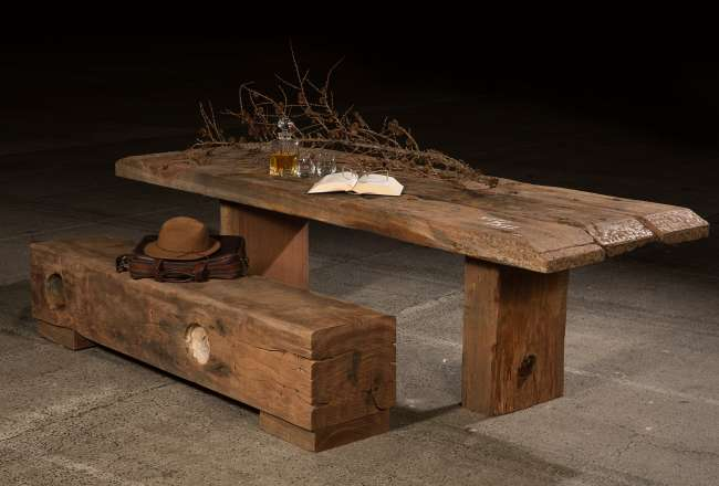 Funen Sea Plank Table XII/XII