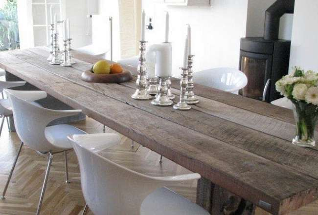 Thors Gaia plank table