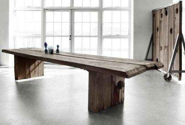 Thors Uniq plank table, Toldboden, Copenhagen