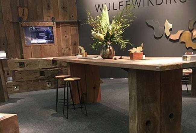 Exhibition stand Stockholm Furniture Fair 2017